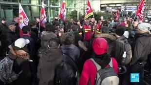 2019-12-26 14:09 France transport strike enters fourth week with no respite for the holidays
