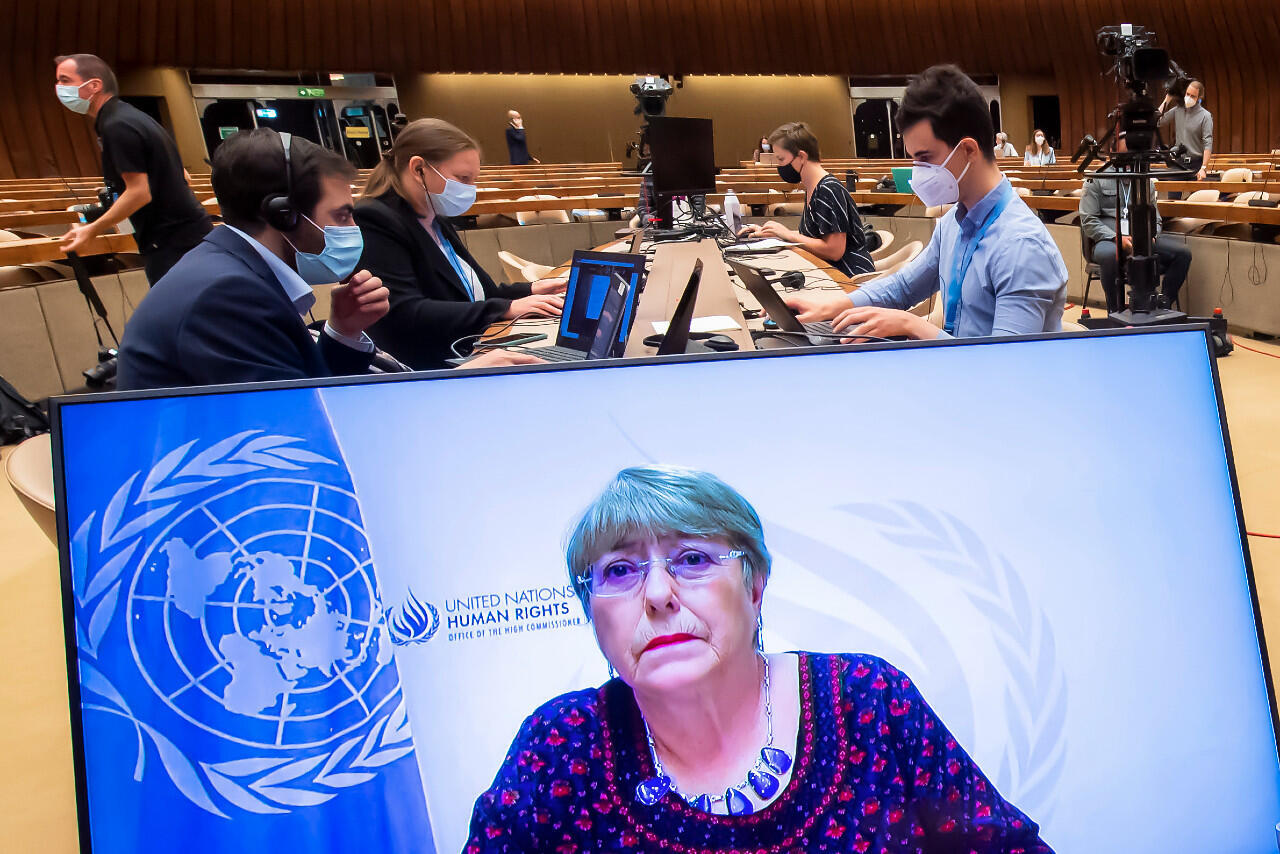 Bachelet UN Gaza probe