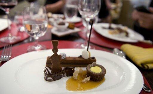 L'Assiette aux Trois Chocolats