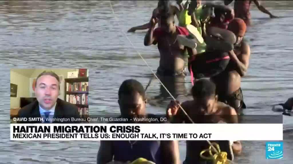 2021-09-23 16:01 US special envoy to Haiti resigns, slams migrant deportations