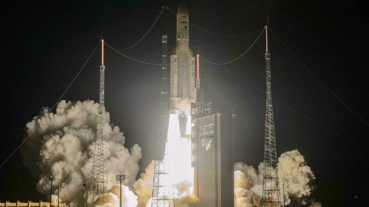 Une fusée Ariane afp