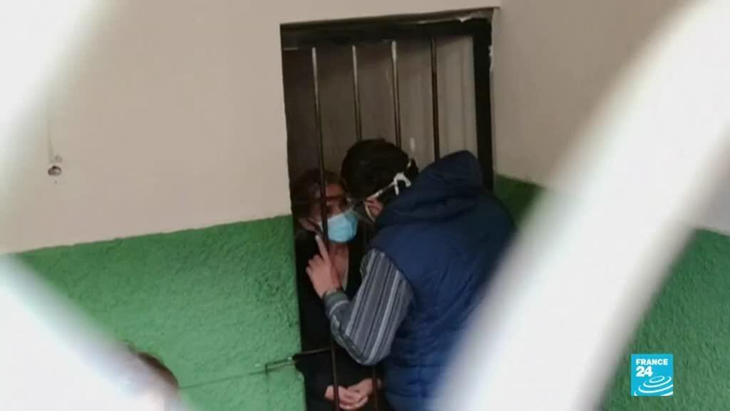 2021-03-15 13:42 Bolivia: jueza dictó cuatro meses de cárcel para Jeanine Áñez