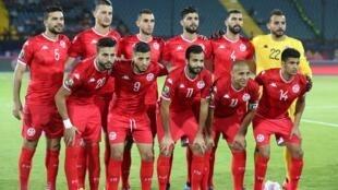 المنتخب التونسي لكرة القدم.