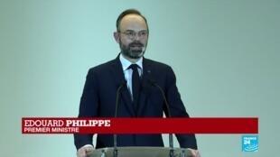 2020-03-15 20:50 REPLAY - Allocution de Edouard Philippe après le 1er tour des Municipales 2020