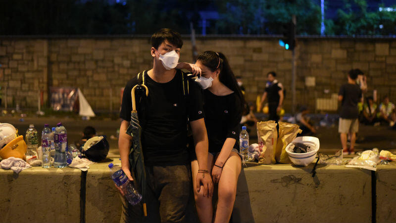 Hector Retamal, AFP | It is particularly Hong Kong's younger generations that are protesting against the bill and what they view as Beijing's encroaching influence over the city