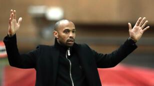 Thierry Henry et l'AS Monaco dans le dur.