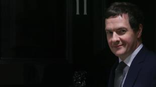 Georges Osborne, le ministre britannique des Finances.
