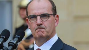 رئيس الحكومة الفرنسية الجديد جان كاستكس