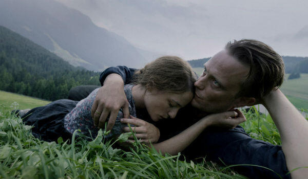 "A still from Terrence Malick's ""A Hidden Life""."