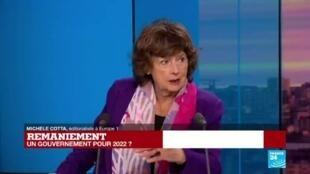 """2020-07-06 19:22 """"Ce gouvernement est un format hybride entre un gouvernement de N.Sarkozy et un gouvernement de N. Hulot"""""""