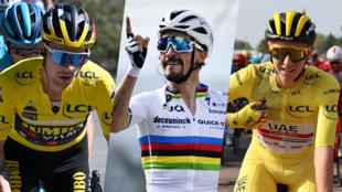Tour de France favoris