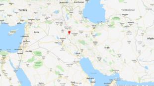 Un sismo de magnitud 5.1 sacudió este domingo 7 de enero el noreste de Irán. El epicentro se localizó a 7 kilometros de la localidad de Sarpul Zahab