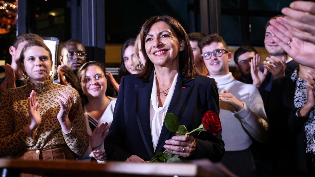 Présidentielle 2022 : Anne Hidalgo investie candidate par le parti socialiste