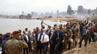 Liban le drian