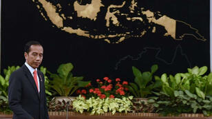 El presidente Joko Widodo, anuncia el traslado de la capital del país en Yakarta, Indonesia, el 26 de agosto de 2019.