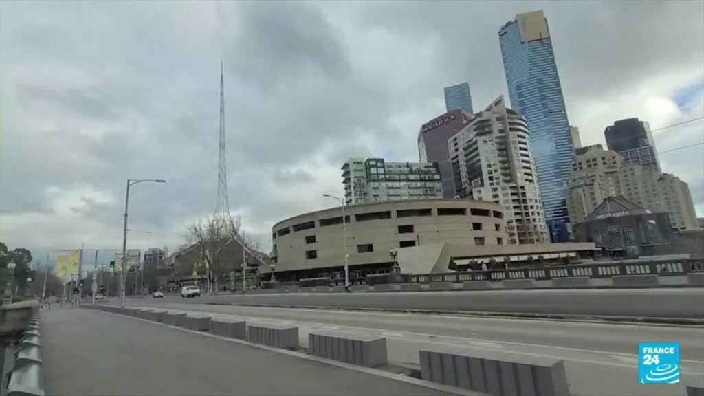 2021-08-05 13:08 Covid-19 en Australie : l'État de Victoria reconfine, record de cas à Sydney
