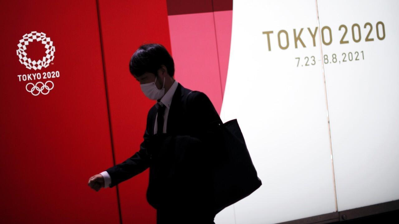 En Tokio, capital de Japón, se mantiene la expectativa sobre la realización de los Juego Olímpicos.