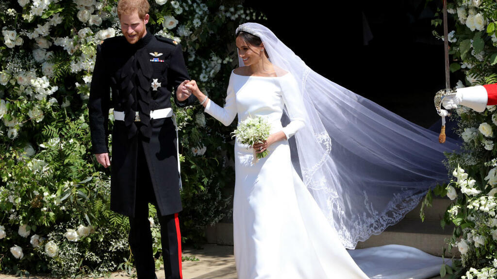 Prince Harry Wedding.Royal Wedding The Stars Fly In As Prince Harry Weds Meghan Markle