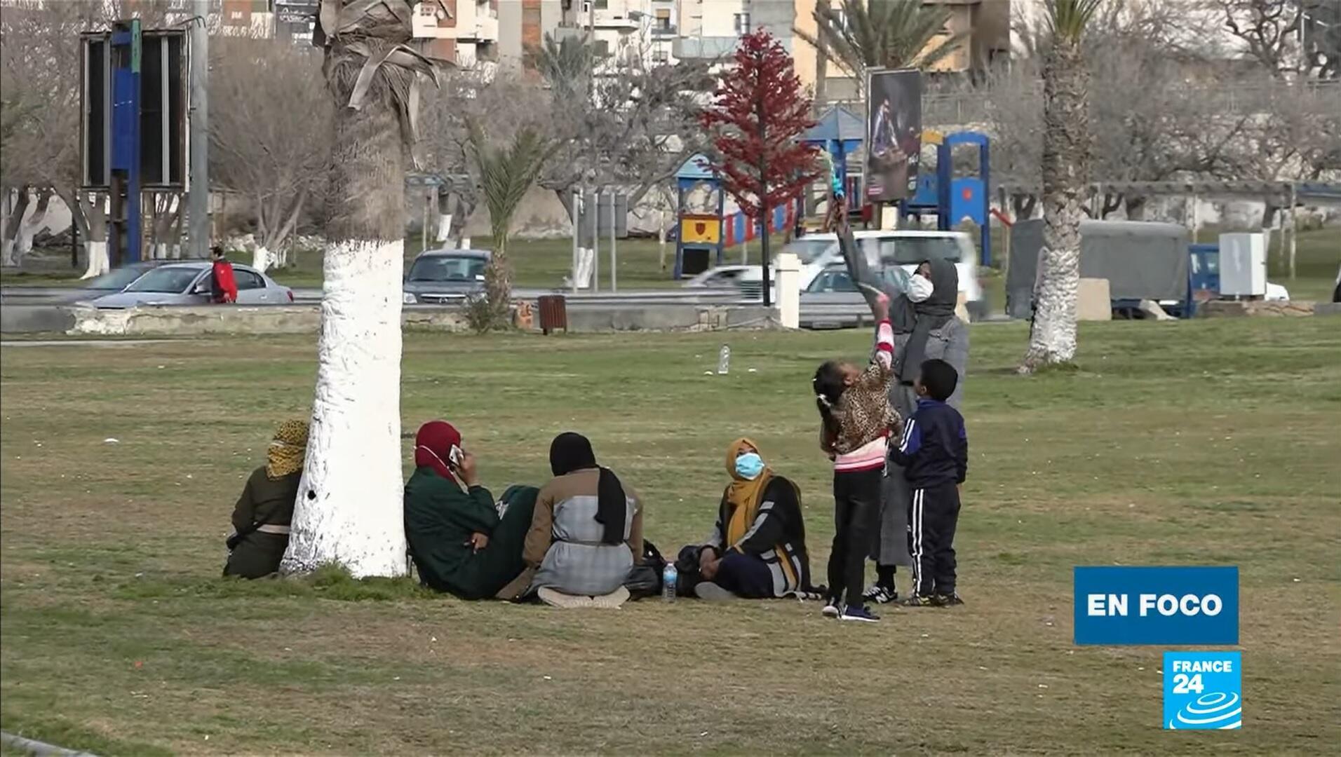 en foco - Tripoli Libia