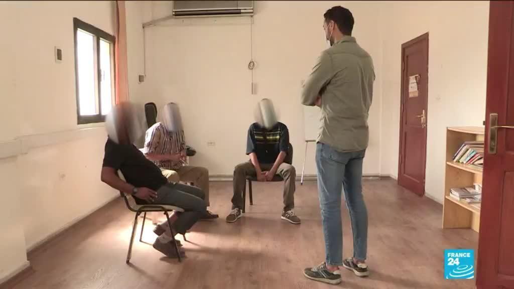 2020-12-01 12:02 En Libye, la lutte contre le Covid-19 complique l'accès aux soins des malades du sida
