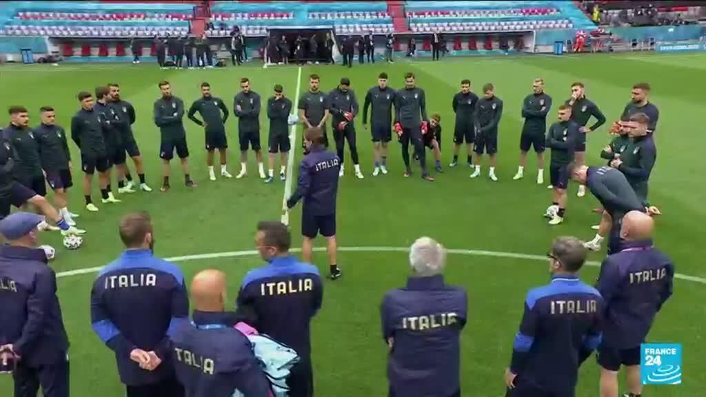 2021-07-02 16:42 Euro 2021 : la Suisse, l'Espagne, la Belgique et l'Italie ouvre le bal des quarts de finale