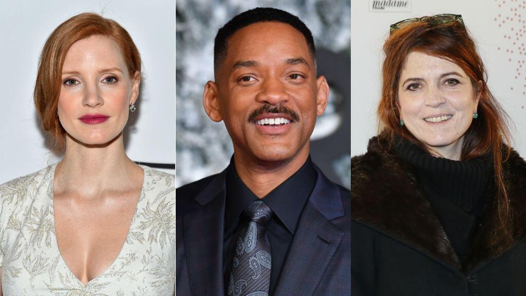 Jessica Chastain, Will Smith et Agnès Jaoui composeront, entre autres, le jury du 70e Festival de Cannes.