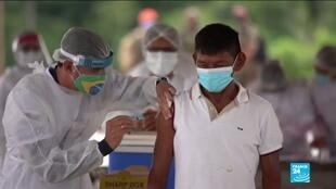 Brazil faces a second wave of the novel coronavirus as infections surge.