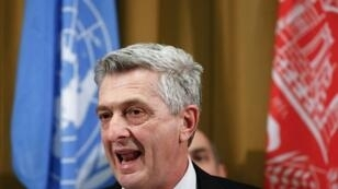 United Nations High Commissioner for Refugees Filippo Grandi has been forced to postpone a planned visit to Myanmar, at the request of the government