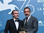 """Mostra de Venise : le Lion d'or à """"Joker"""", Roman Polanski et Ariane Ascaride récompensés"""