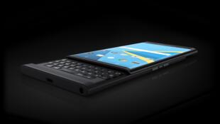 Le premier smartphone sous Android du constructeur canadien Blackberry s'appelle le Priv.