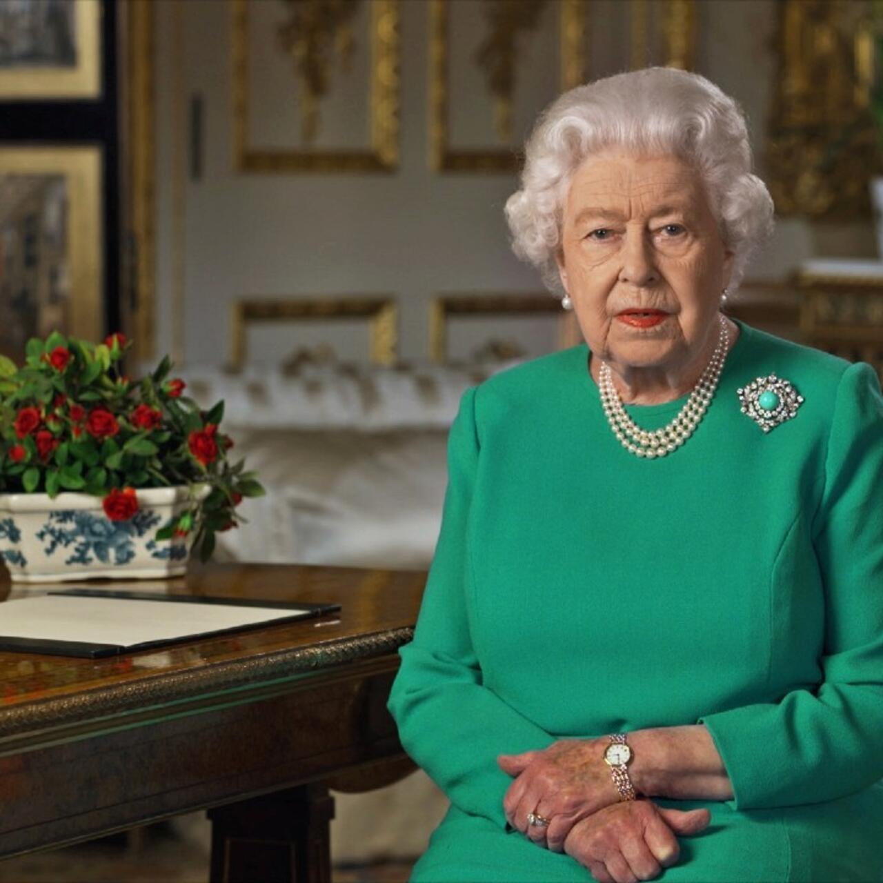 La Reina Isabel Ii Pronuncio Un Historico Discurso A Raiz De La Crisis Provocada Por El Covid 19