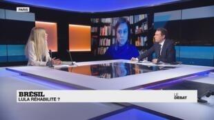 Le Débat de France 24 - mardi 9 mars 2021