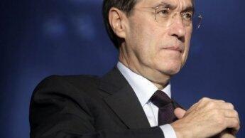 Claude Guéant, Nicolas Sarkozy's right-hand man since 2002 ©AFP