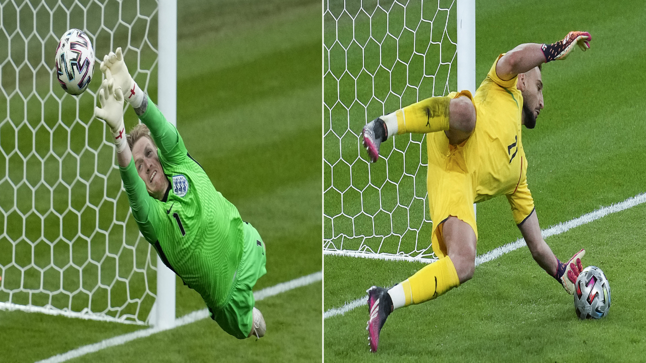 """الأهداف العكسية """"نجمة"""" نسخة كأس الأمم الأوروبية لعام 2021"""