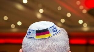 Anti-Semitic crimes rose by 20 percent in Germany last year, according to official figures
