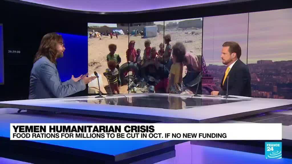 2021-09-23 20:35 As civil war rages, UN calls Yemen world's worst humanitarian crisis