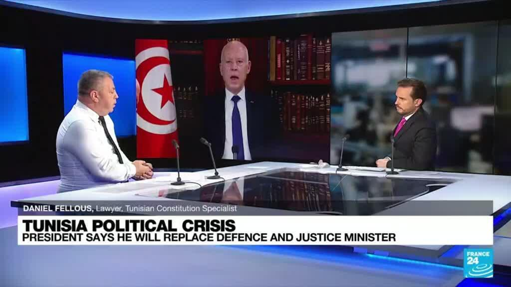 2021-07-26 17:04 Tunisian democracy in crisis after president ousts government