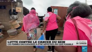 Octobre rose : 3000 femmes meurent du cancer du sein chaque année au Togo