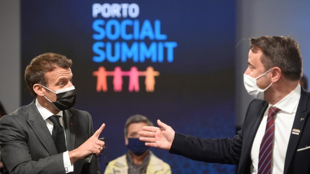 Vaccins anti-Covid : l'UE divisée à Porto sur la levée des brevets