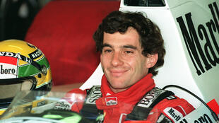 Ayrton Senna en 1989