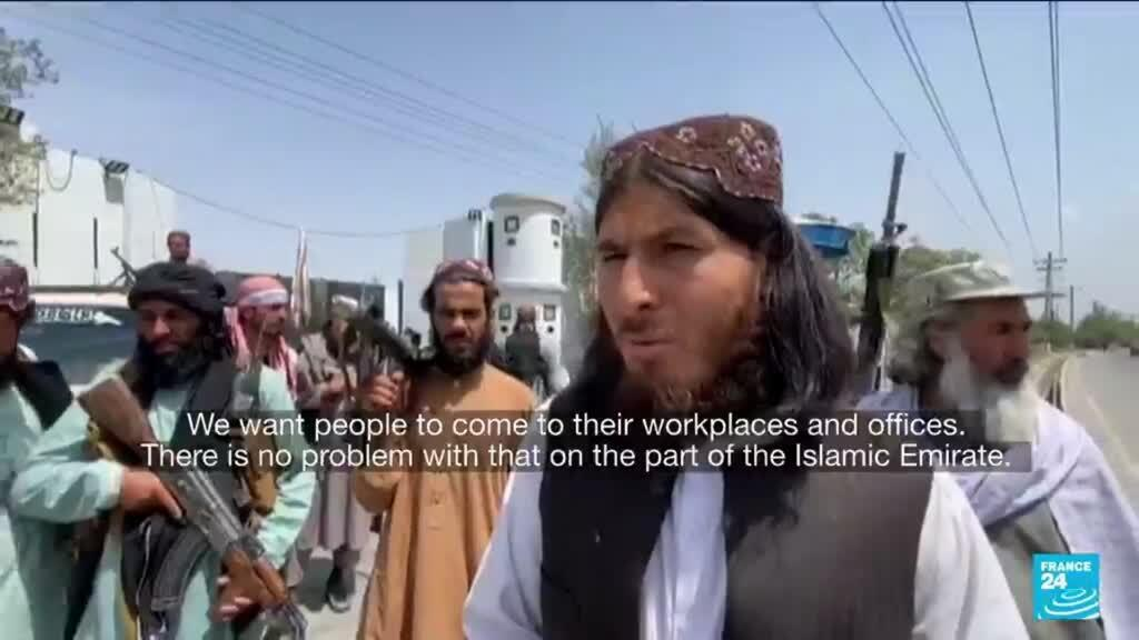 2021-08-17 14:01 Taliban in control of Afghanistan, panic in Kabul despite 'amnesty' annoucement