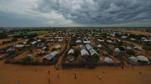 Le complexe kenyan de Dadaab, situé près de la frontière avec la Somalie, est constitué de six camps qui ont accueilli jusqu'à 500000 réfugiés.