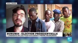 2020-05-20 12:00 Les Burundais aux urnes, pour une présidentielle sous Covid et à huis clos