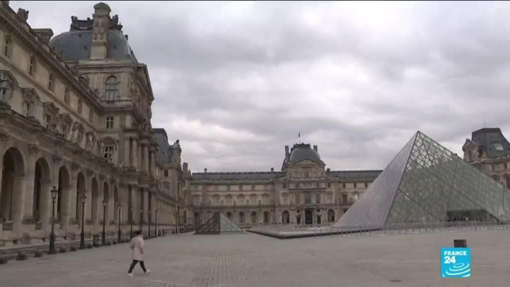 2021-01-13 11:12 Paris's Louvre takes advantage of lockdown to carry out renovations