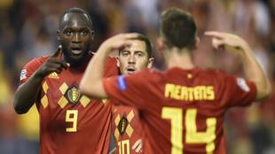 تزخر بلجيكا بأسماء نجومية رنانة في كأس أوروبا 2020