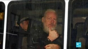 2021-01-04 15:01 UK judge rejects extradition of 'suicide risk' Assange to United States