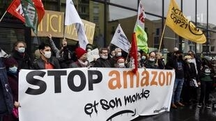 against amazon