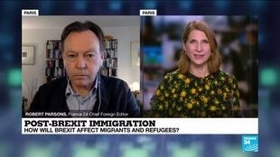 2020-12-02 11:06 Britain imposes tough rules for EU jobseekers