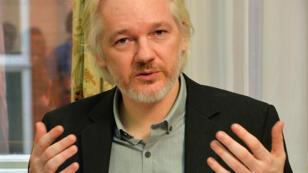 Julian Assange vit reclus depuis maintenant deux ans dans l'ambassade d'Équateur à Londres.