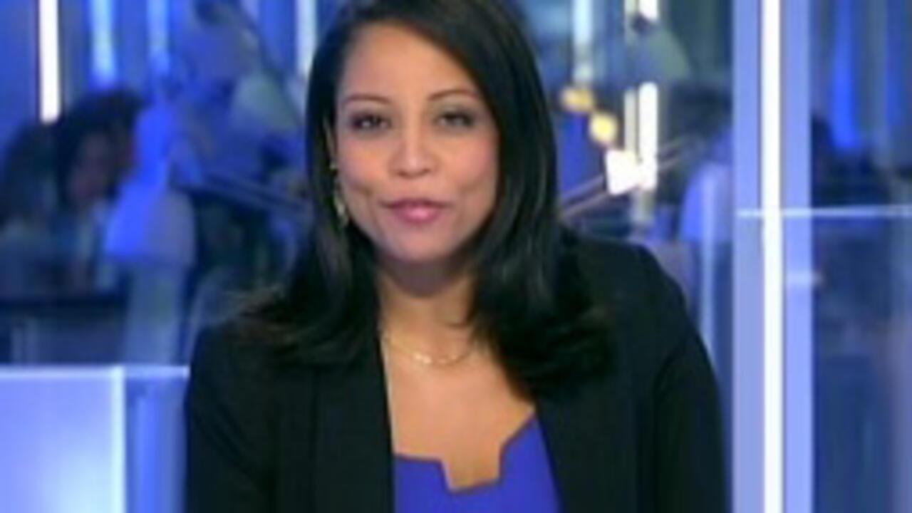 Rochelle Ferguson Bouyahi France 24